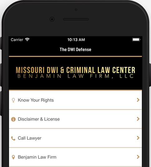 DWI Defence App image