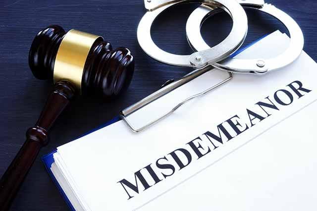 Missouri Misdemeanor