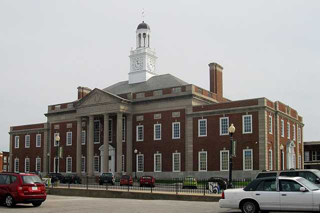 Jackson County Missouri Courthouse Municipal Court