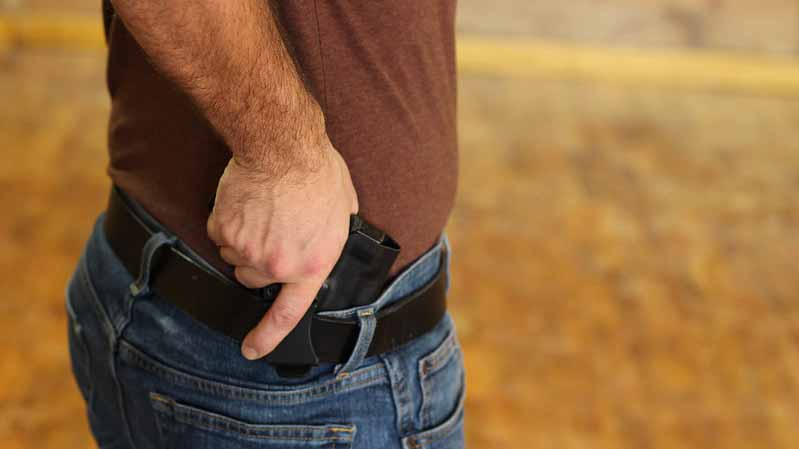 Open Carry vs Concealed Carry Rights in Missouri
