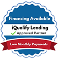 Easy Financing Badge 116