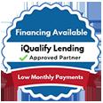 Easy Financing Badge 116